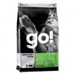 Go Sensitivity Cat- Hassas Kediler İçin Tahılsız Kedi Maması Somon Alabalık 7.2 Kg