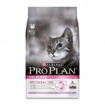 Pro Plan Hassas Sindirim veya Mama Konusunda Seçici Yetişkin Kediler İçin Hindili Kedi Maması 1,5 Kg