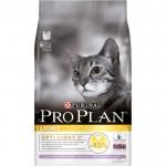 Pro Plan Kilo Almaya Eğilimli Yetişkin Kediler İçin Hindili Kedi Maması 3 Kg