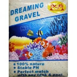 Dreaming Gravel Saf Mercan Kumu 0.5-1 mm. 10 kg