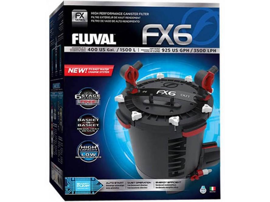 Fluval FX6 Akvaryum Dış Filtre 3500 Litre/Saat