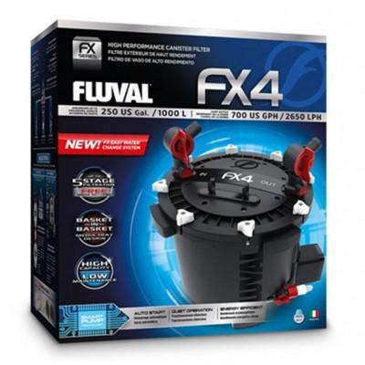 Fluval FX4 Akvaryum Dış Filtre 2650 Litre/Saat