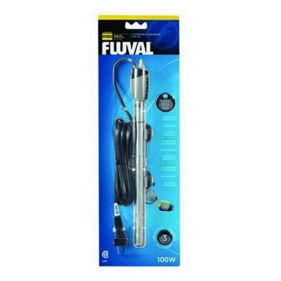Fluval M 100 Çelik Gövdeli Akvaryum Isıtıcısı 100 w