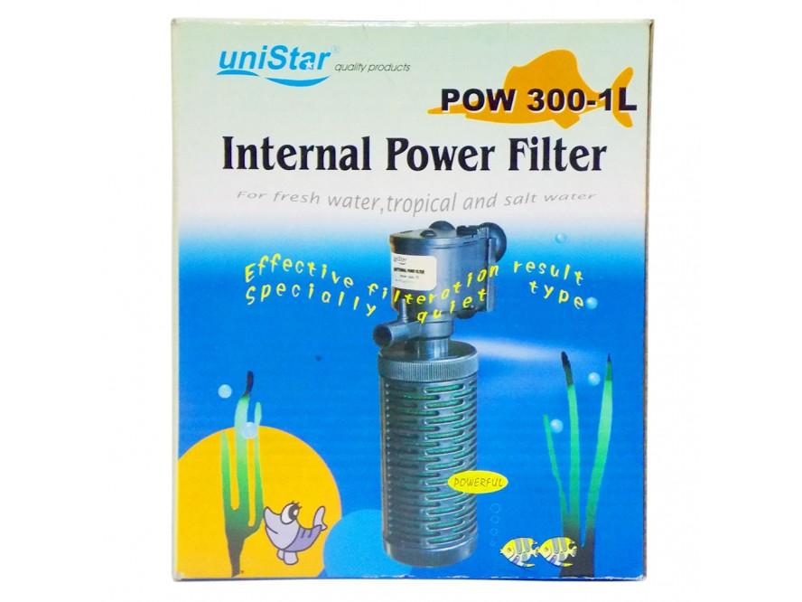 UniStar 300-1L İç Filtre 500 Litre/Saat
